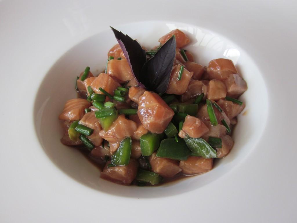tartare de saumon très Sucrette ! dans entrées IMG_2236-1024x768