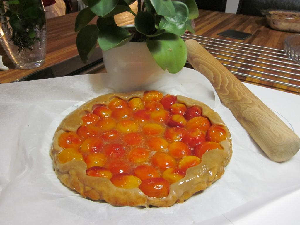 Tatin de prunes au sirop d'érable dans desserts IMG_3430-1024x768