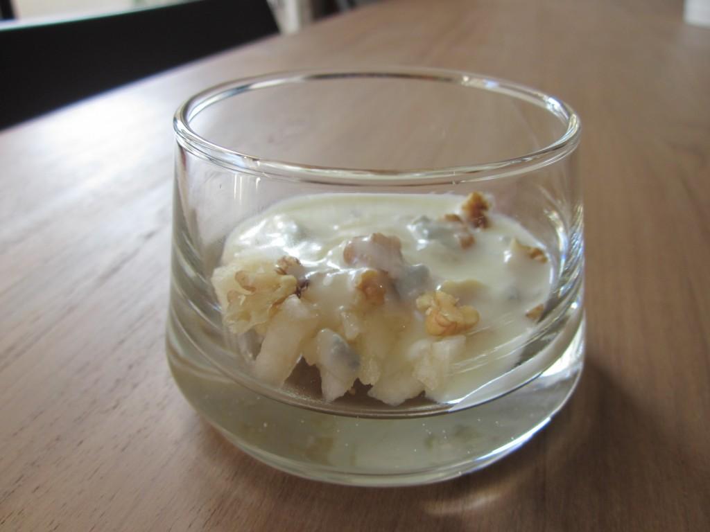 verrine poire gorgonzola dans entrées IMG_3461-1024x768