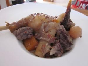 Canard au pot  dans plats img_3672-300x225