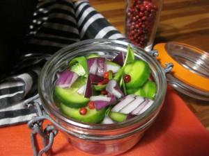 Cornichons au vinaigre  dans sauces img_4872-300x225